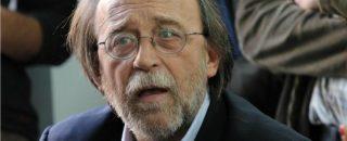 Bernardo De Bernardinis unico condannato del processo sul sisma aquilano, ad oggi ancora alla guida dell'Ispra - Foto LaPresse/Manuel Romano