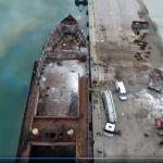 La costa di Ravenna e la Berkan B: l'inquinamento da idrocarburi visto dallo spazio